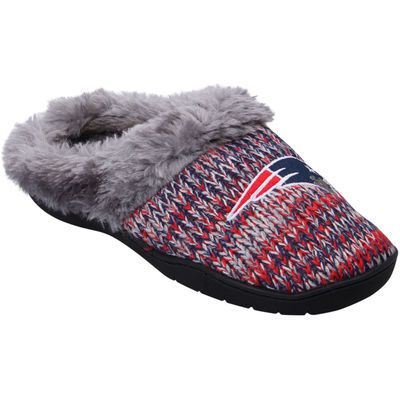 806dae21 New England Patriots Women's Peak Slide Slippers | Team Memorabilia ...