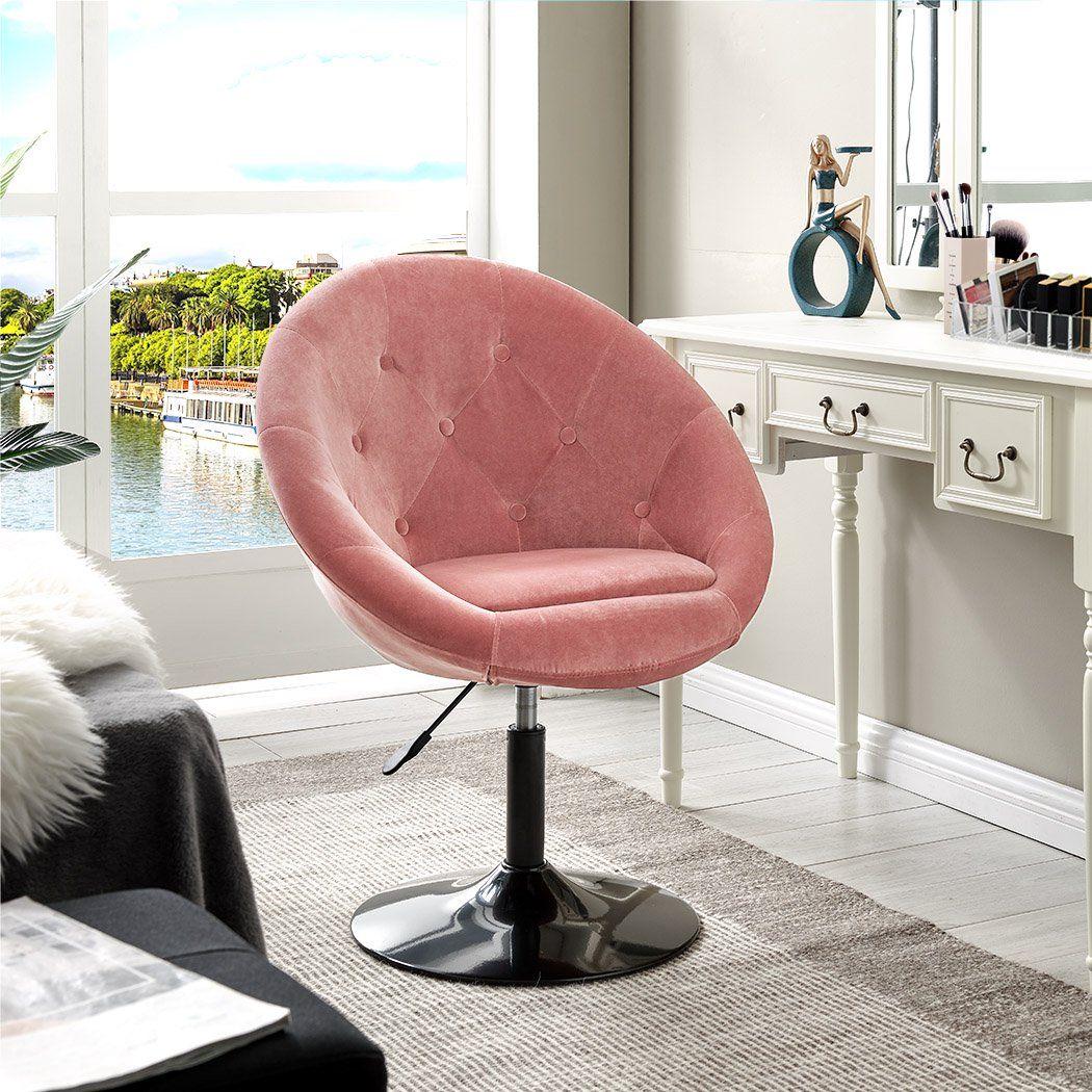Duhome vanity makeup accent chairs jumbo size luxury pu