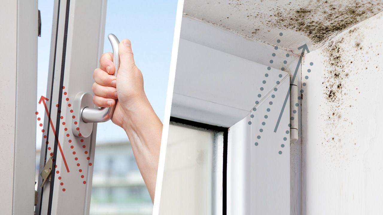 Richtig Luften 12 Tipps Gegen Schimmel In Der Wohnung Luften Im Winter Schimmel Und Richtiger