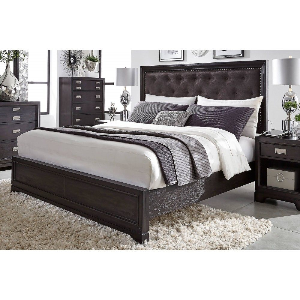 Front Street King Bed By Aspen Home Furniture Texas Furniture Hut