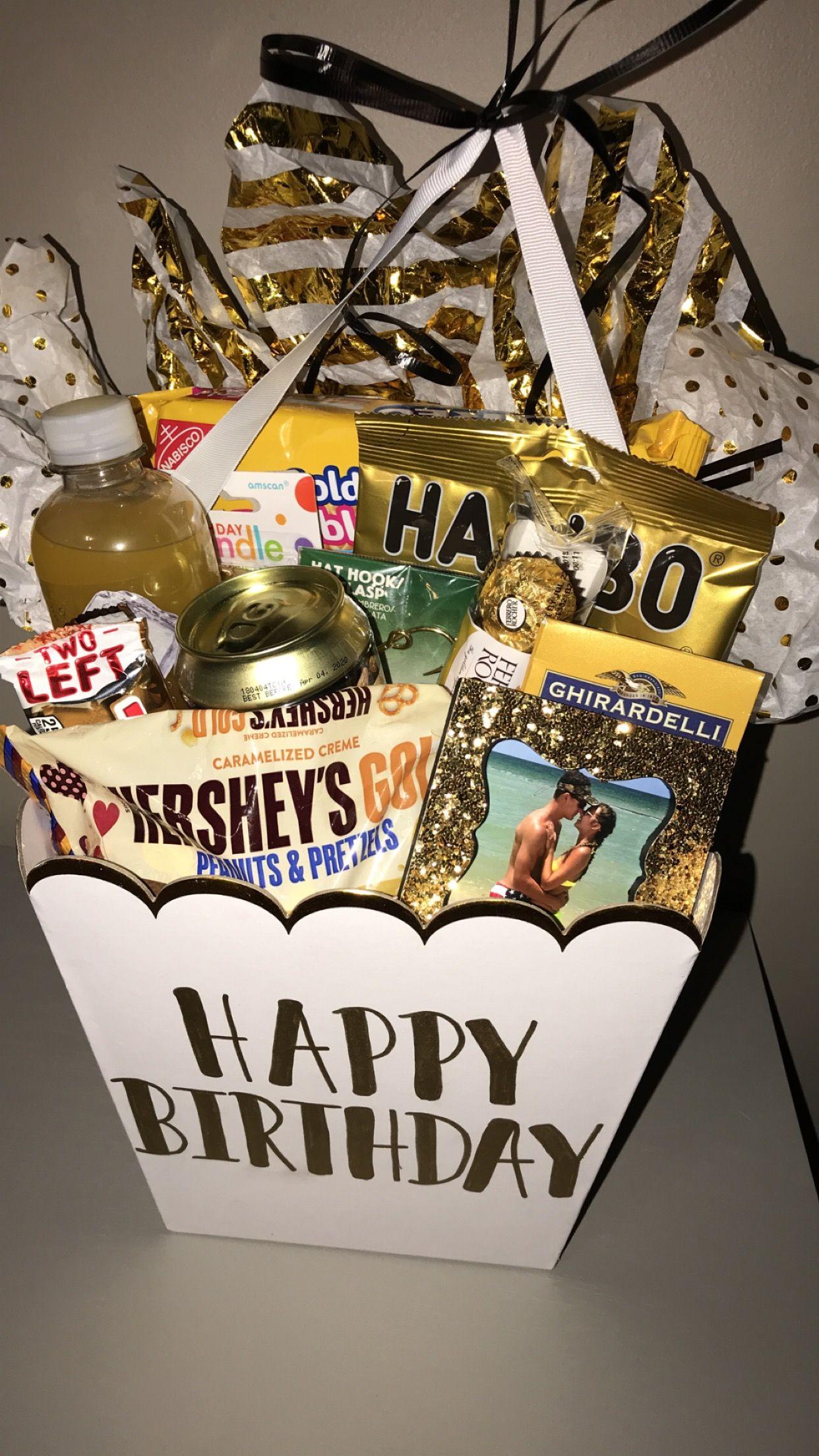 Golden Birthday gift idea! Golden birthday parties