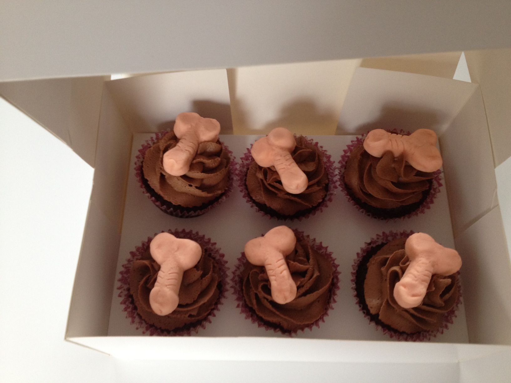 naughty cupcakes hens party bridal shower cupcakes