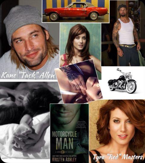 Motorcycle Man Dream Man 4 By Kristen Ashley