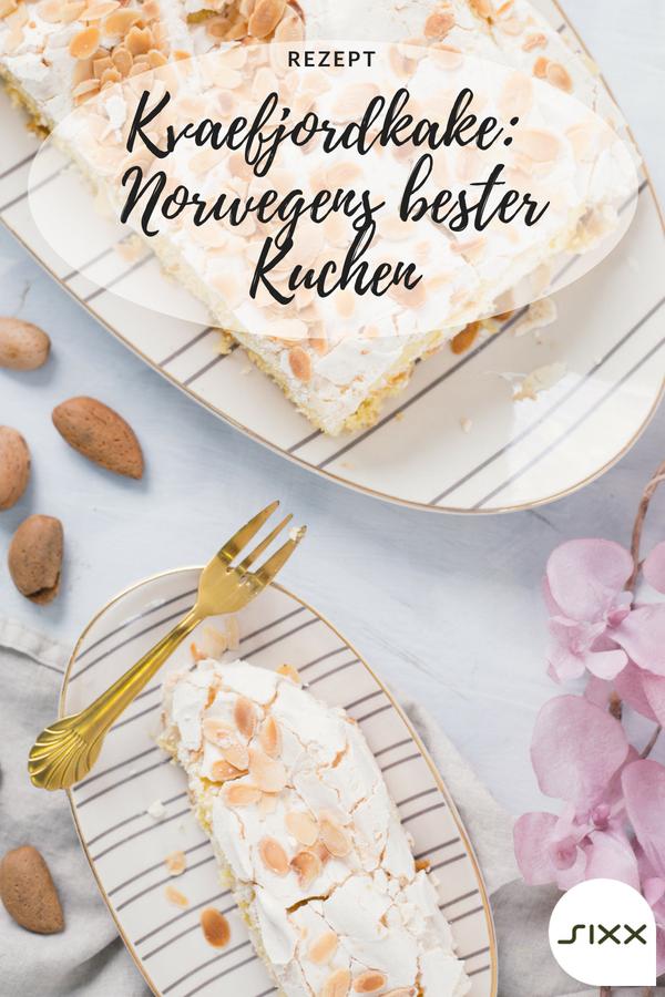 Nicht Ohne Grund Wird Dieser Kuchen Als Norwegens Bester