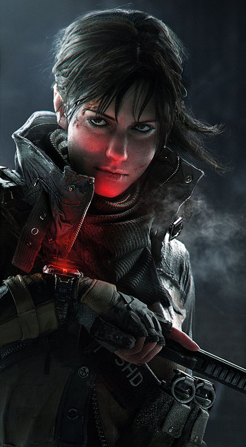 Artwork Tom Clancy S The Division With Images Cyberpunk