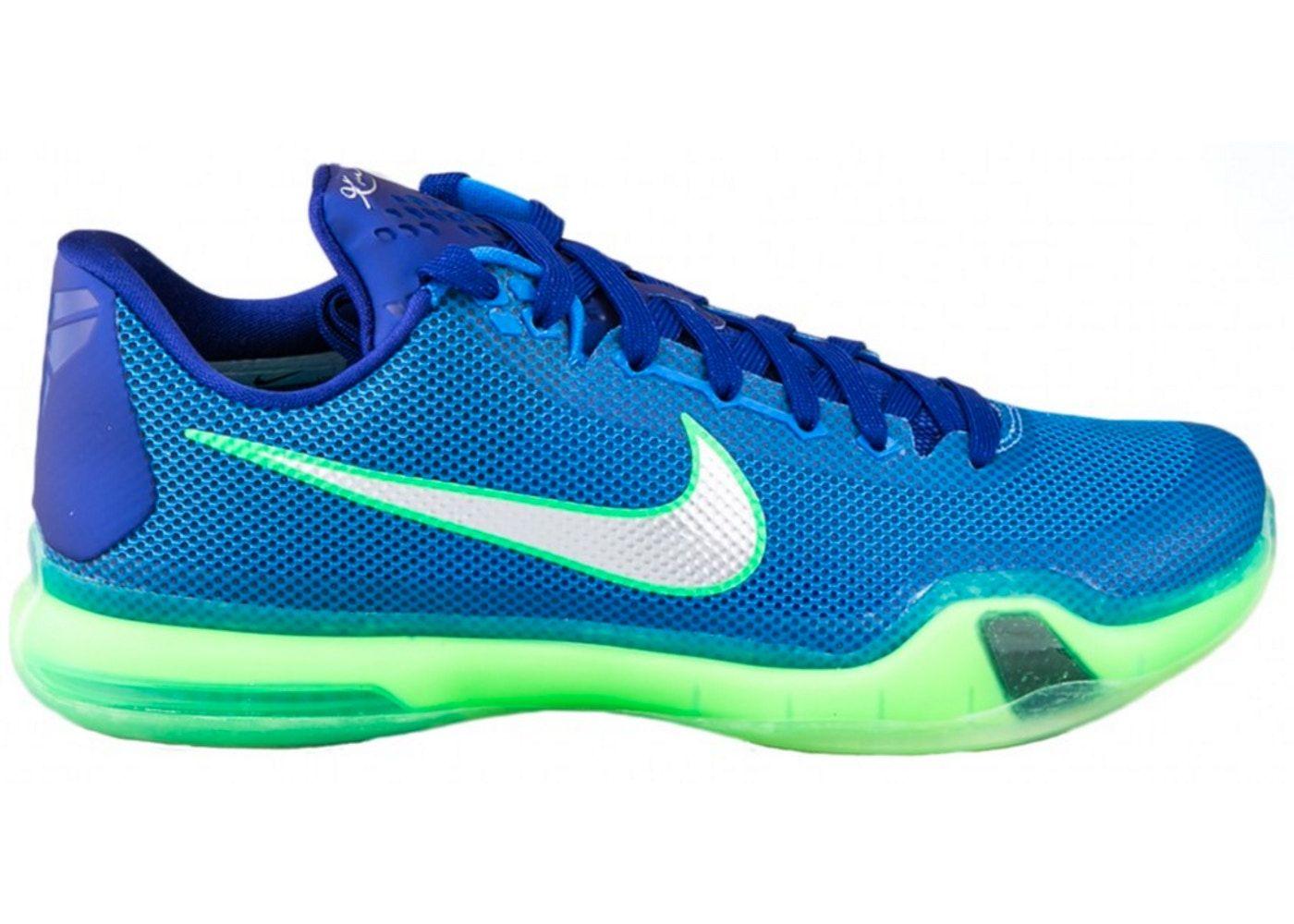 Nike Kobe 10 Emerald City | Kobe 10
