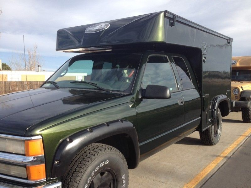 truck bed camper - Google Search | Van life, motorcycles and other ...