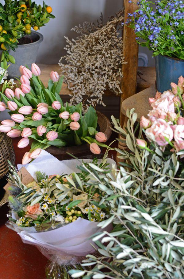 Dublin Flower Shops / Les Fleurs Artisan Florist Flower