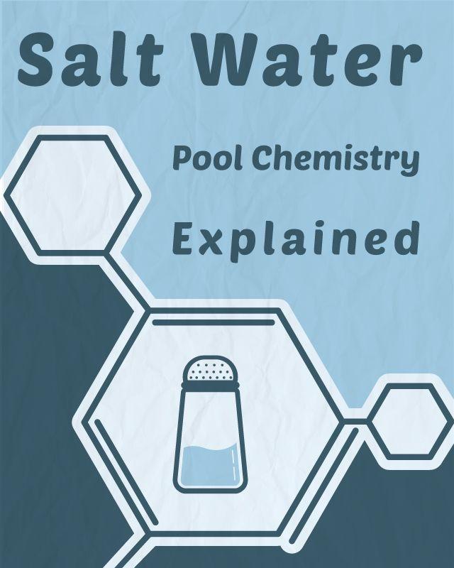 The definitive guide to salt water chlorinators pool - Saltwater swimming pool maintenance ...