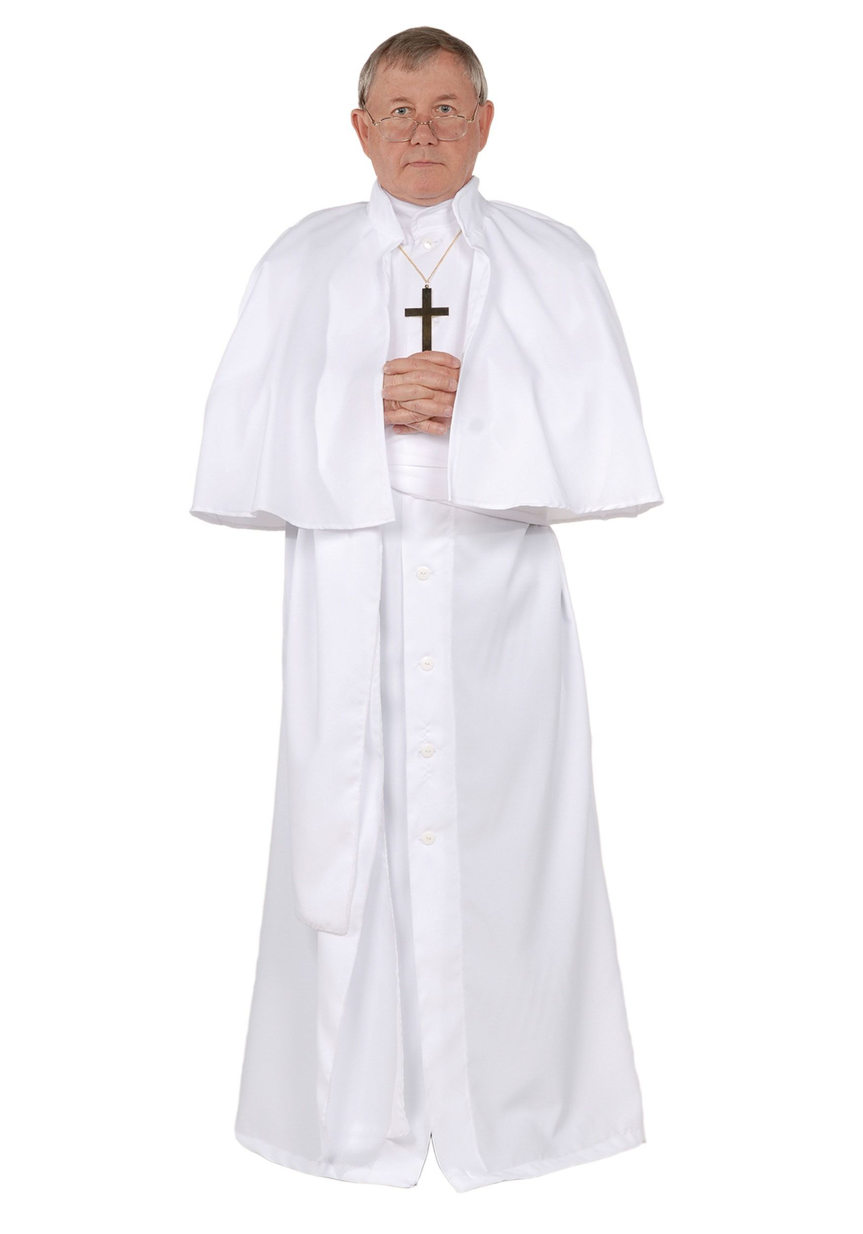 Men's Plus Size Pope Costume | Pope costume, Costumes and ...