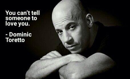 Dominic Toretto Quotes 6