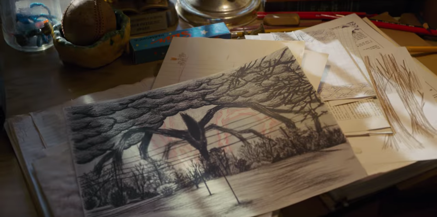 The Stranger Things Season 2 Teaser Is Finally Here And Omg Stranger Things Season Stranger Things Season Two Stranger Things Art