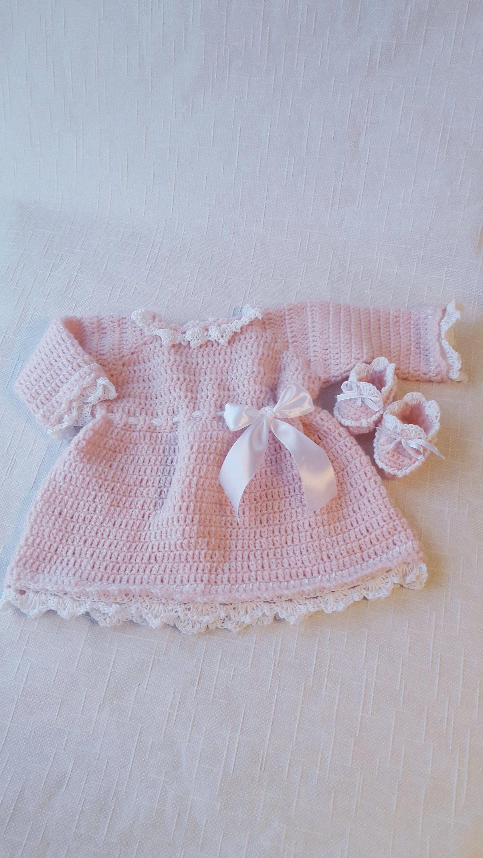 e85a8cfab4cb2 Baby dress, Girl l… | Baby dress, Girls dresses, Girl natural dress ...