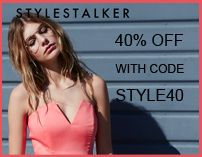 Flash Sale! Save 40% off Style Stalker Dresses at ShopManhattanite.com! Use Code: STYLE40, Valid through 9/4/14. Shop Now!