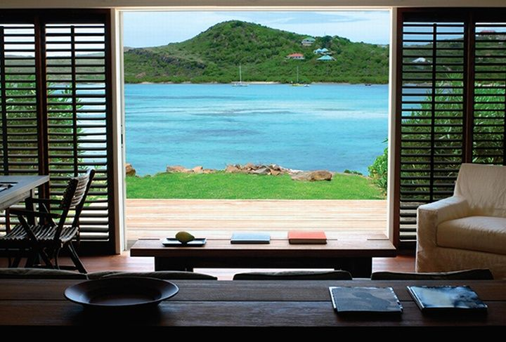 Le Sereno by Christian Liaigre, Saint Barthelemy