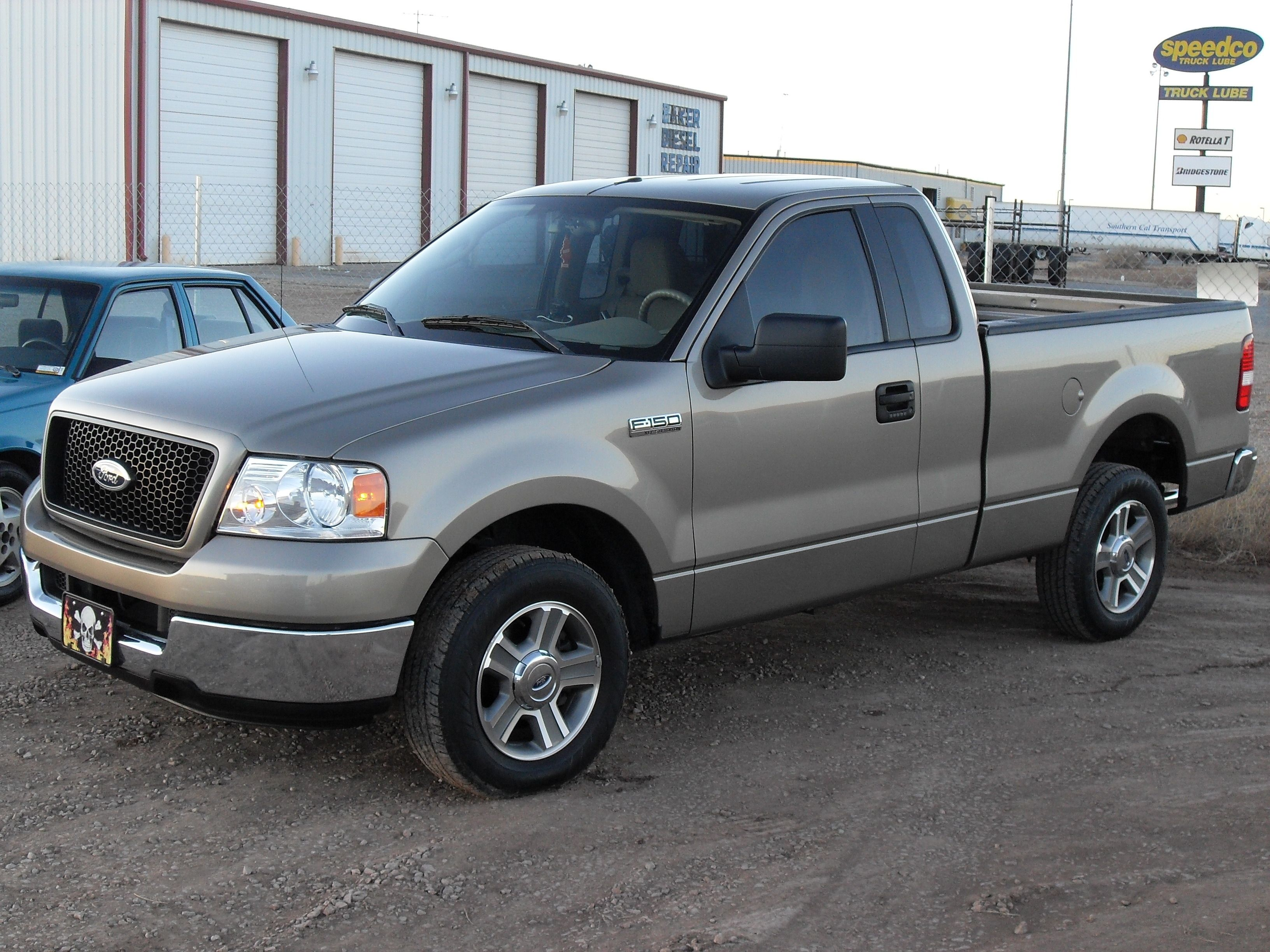 Beautiful 2005 Ford F150 Regular Cab Ford F150 Regular Cab Ford