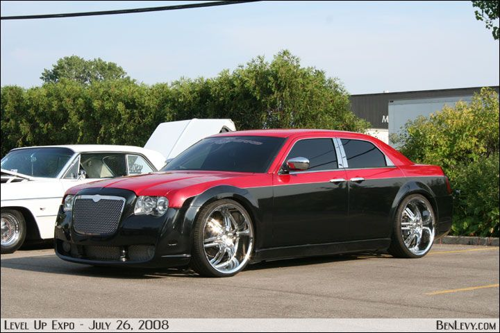 Chrysler 300 Two Tone Paint Jobs With Images Chrysler 300