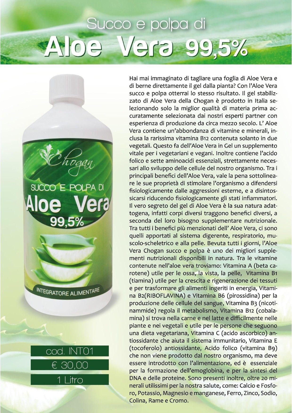 Volantino Chogan Integratori Offerte Salute E Benessere Aloe Salute E Benessere Aloe Vera