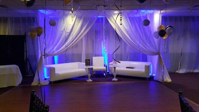 V I P Status Nightclub Themed Party Jen Amp Erics 30th