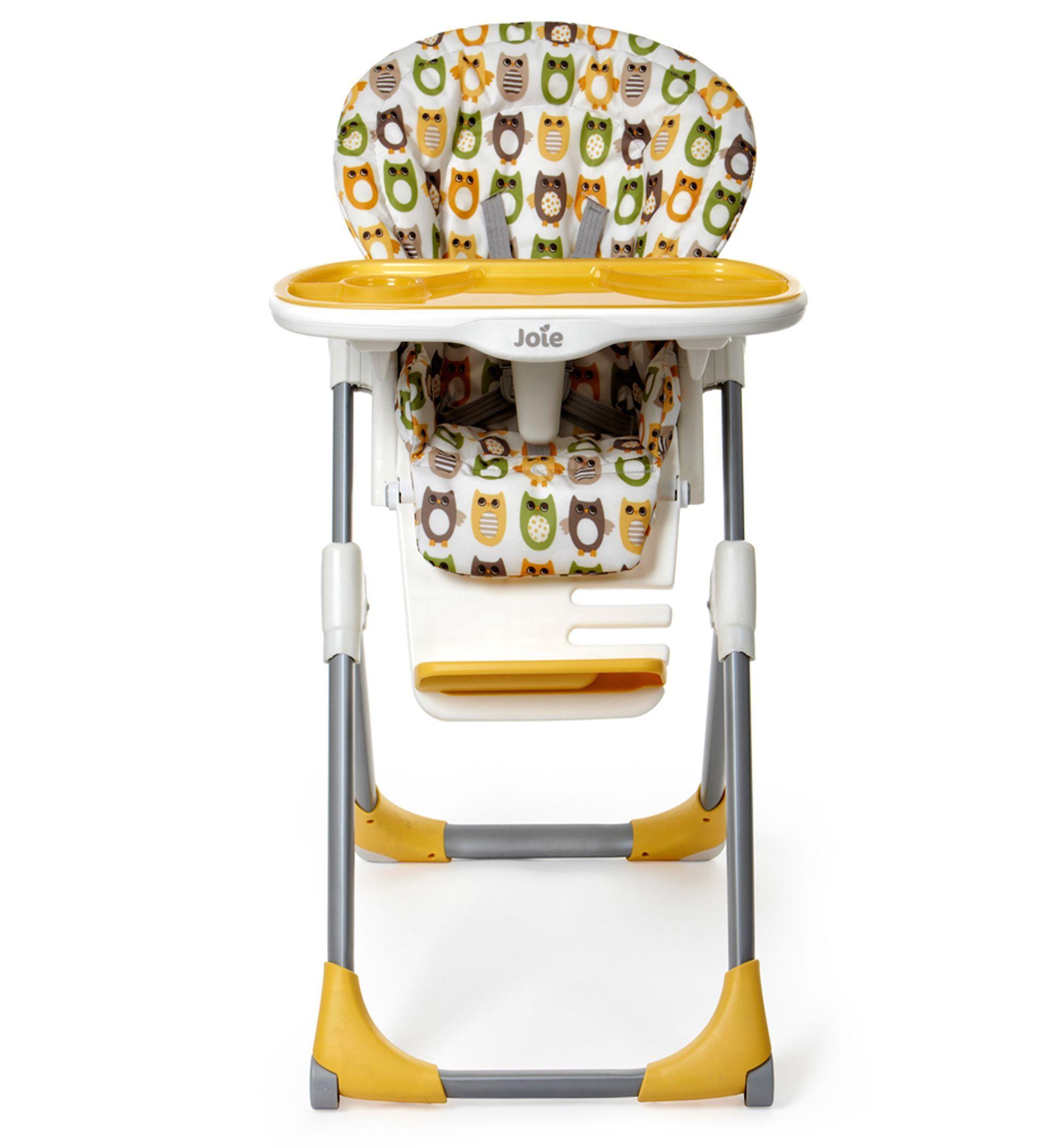 Joie Mimzy Highchair Owls High chair, Owl, Joie