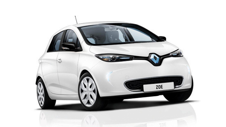 Renault Zoe E Auto Autos Automobil