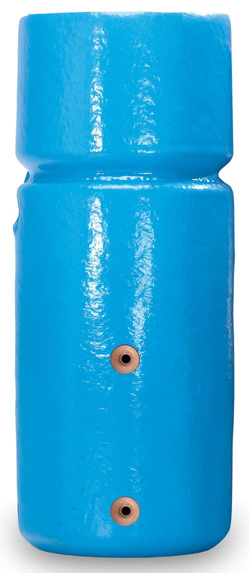 RM 1075 x 450 Copper Indirect Combination Hot Water Cylinder | Hot ...