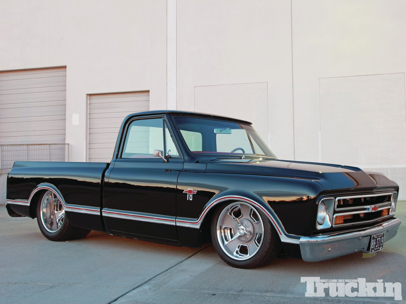 1968 chevy c10 last of a dying breed love and dedication went into