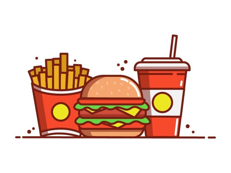 Junk Food Junk Food Junk Cartoons Png