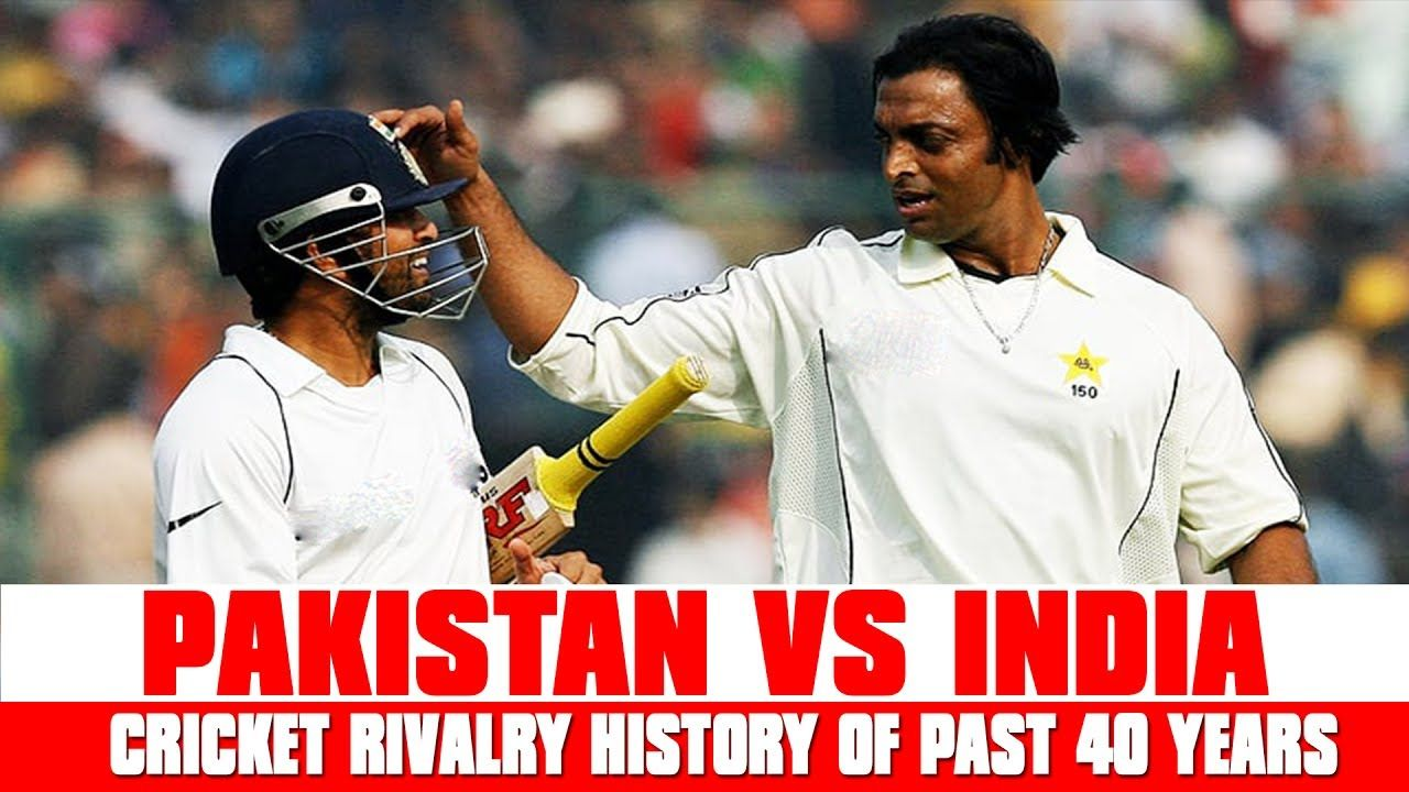 India Vs Pakistan Rivalry Since Years. Cricket world cup