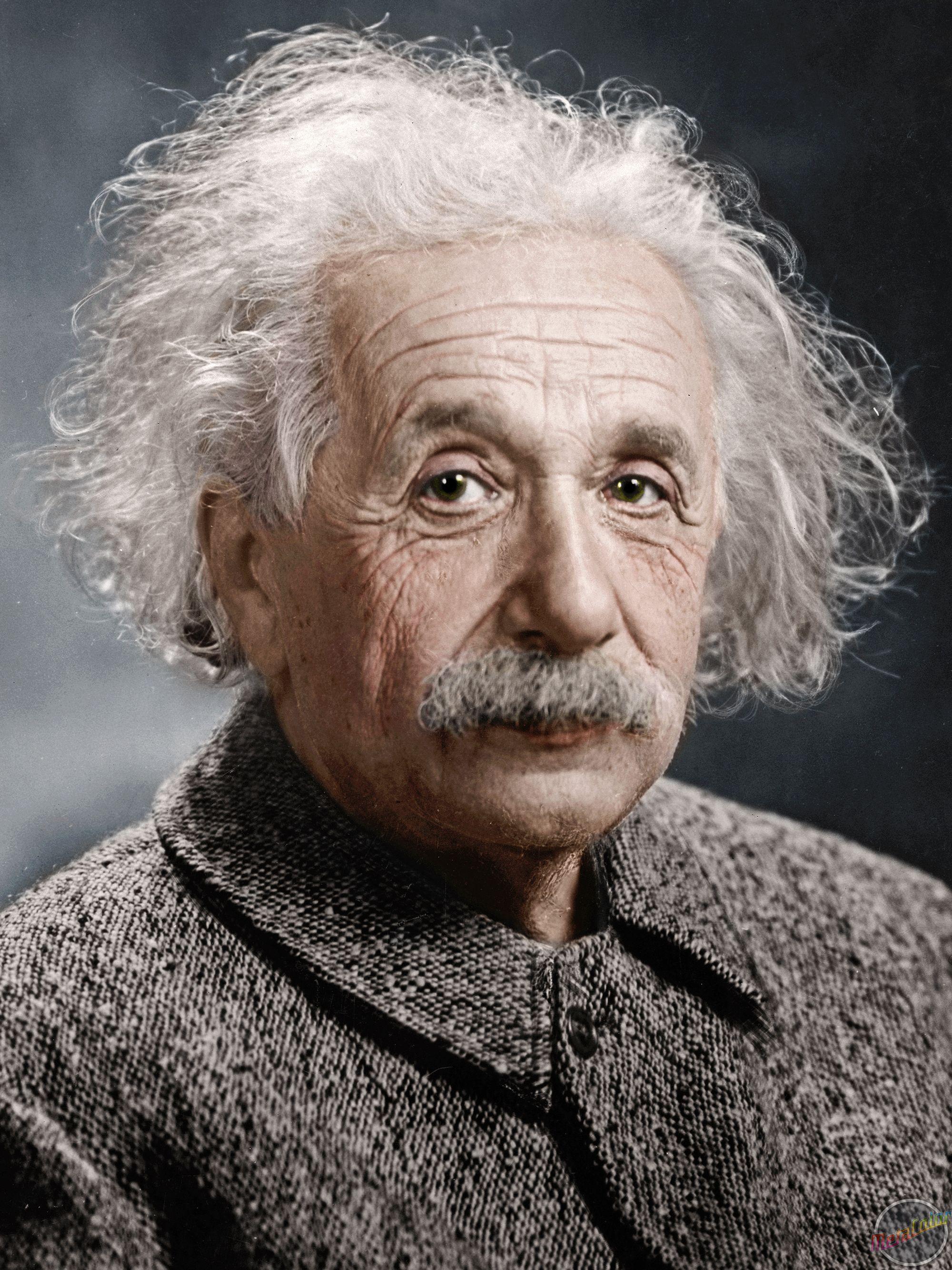 Albert Einstein Quotes About Math Albert Einstein Color