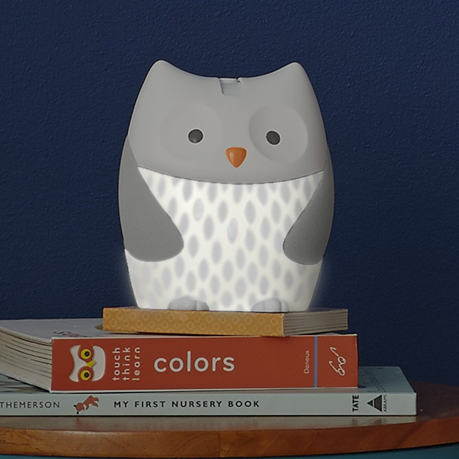 Moonlight Amp Melo S Nightlight Owl Soother