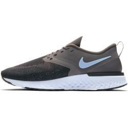 Nike Odyssey React Flyknit 2 Herren-Laufschuh - Grau NikeNike