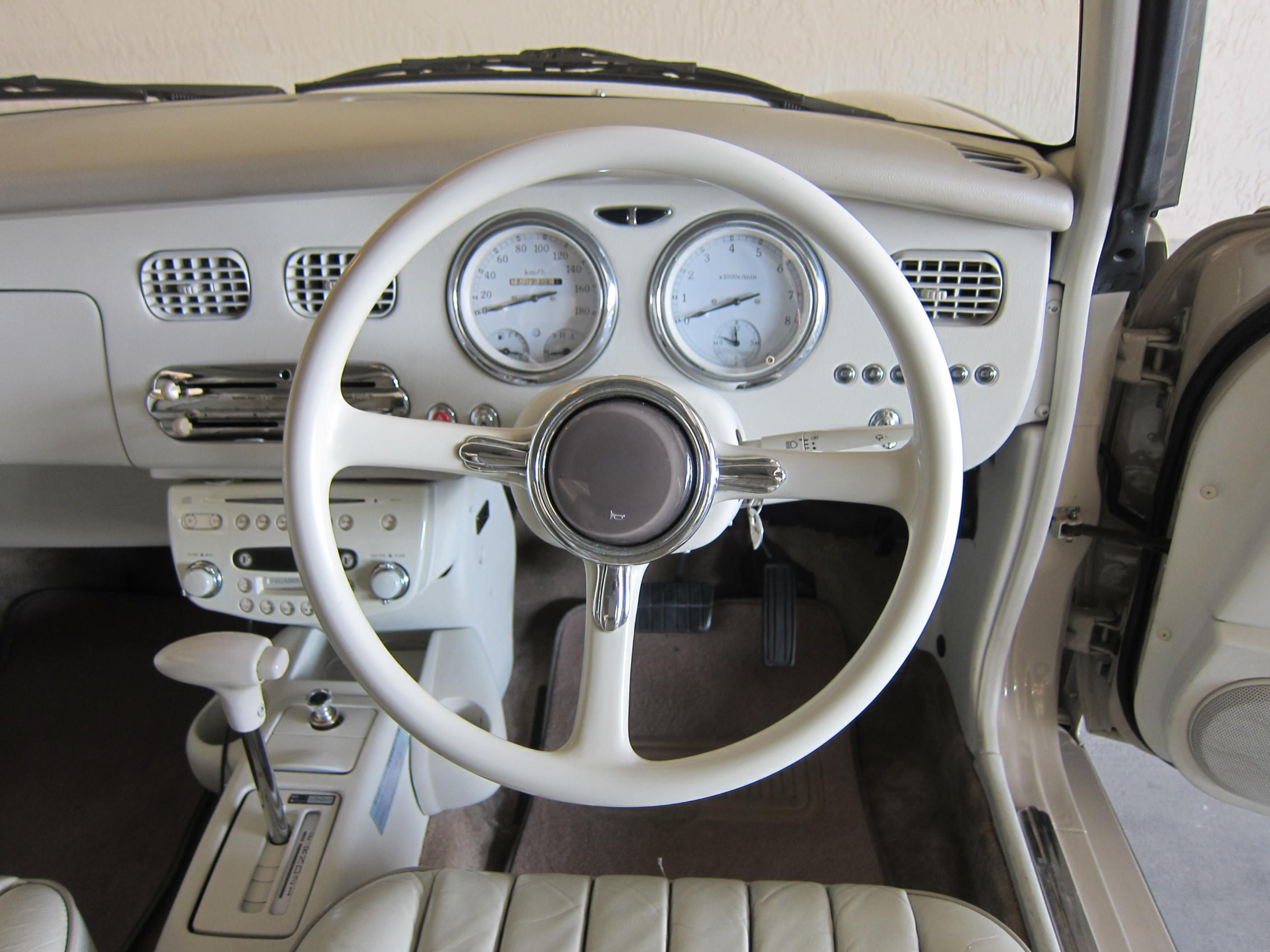 nissan figaro #2593956 | classic cars and trucks | pinterest, Wiring diagram