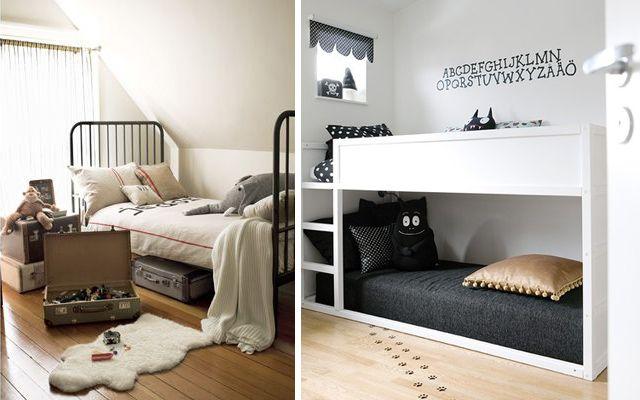 Habitaciones infantiles varones vintage buscar con google deco benjamin - Dormitorios infantiles vintage ...