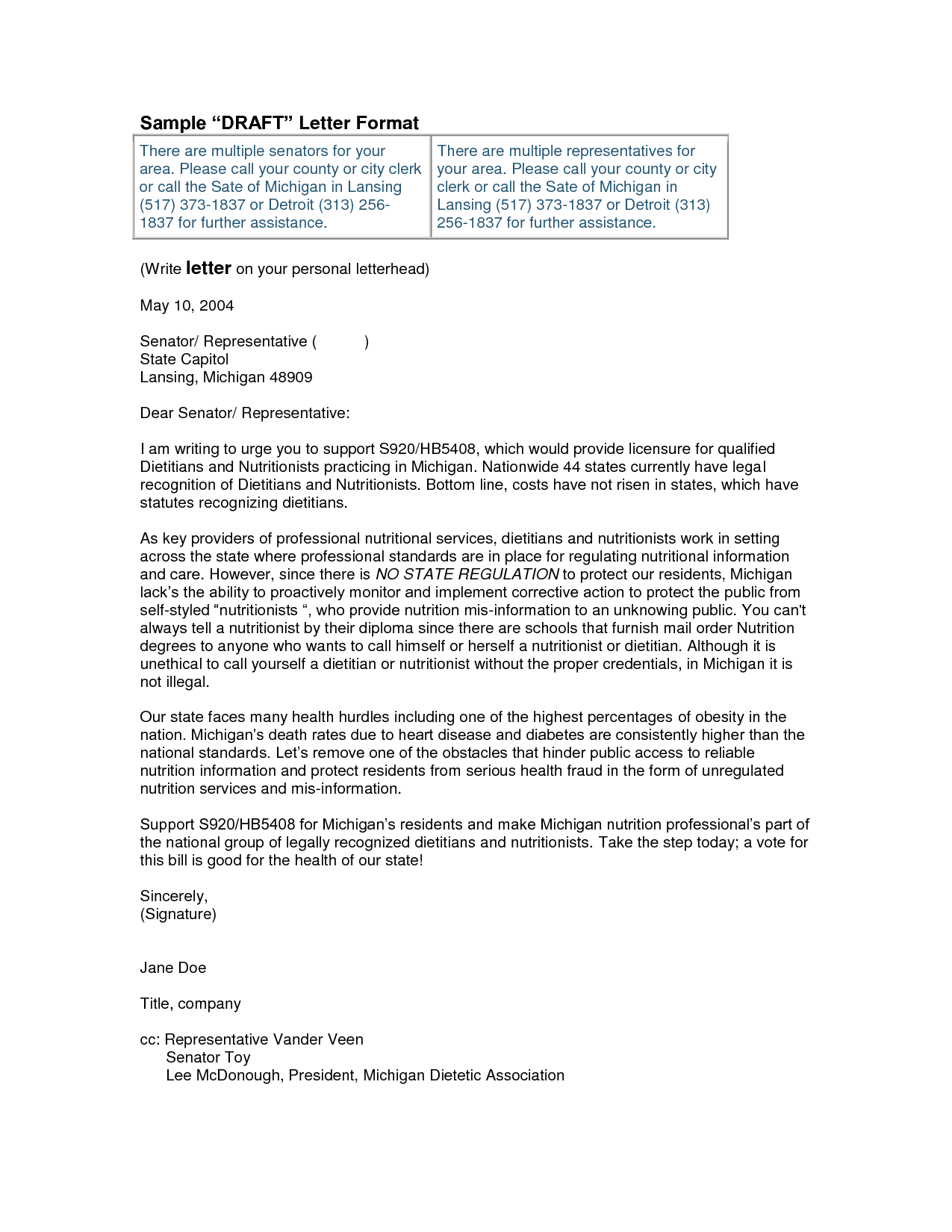 Awesome Sample Of Business Letter With Enclosure And Cc And Description