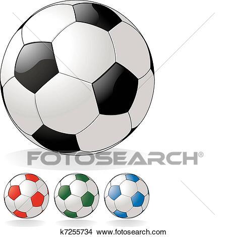 Soccer Ball Clipart K7255734 In 2020 Clip Art Soccer Ball Medical Illustration