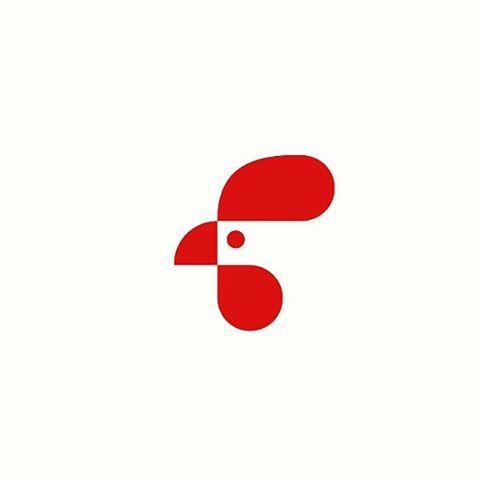 Stevan Rodic #rooster #bird #illustration