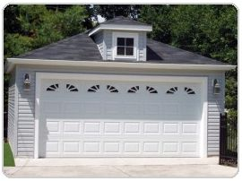 Tinley Park Garage Builder 20 X 24 Hip With 5 1 2 Roof Pitch And Hip Dormer Garage Construction Garage Design Building A Garage