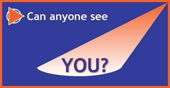pressme | can anyone see you?