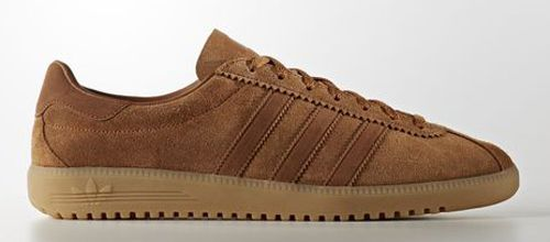 1970s Adidas Bermuda trainers land in