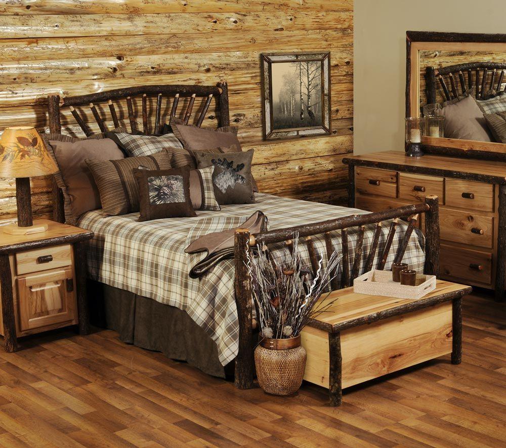 Pine Log Bedroom Furniture   Interior Design Ideas Bedroom ...