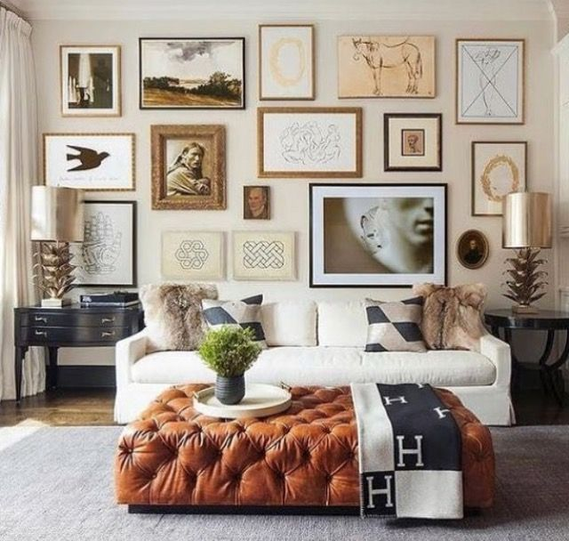 23 Traditional Living Rooms For Inspiration: Living Room Inspiration