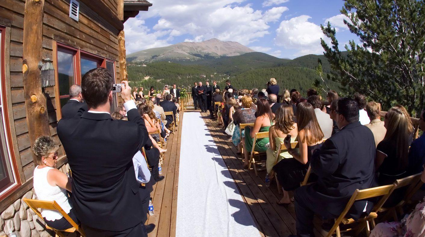 Weddings The Lodge at Breckenridge Breckenridge