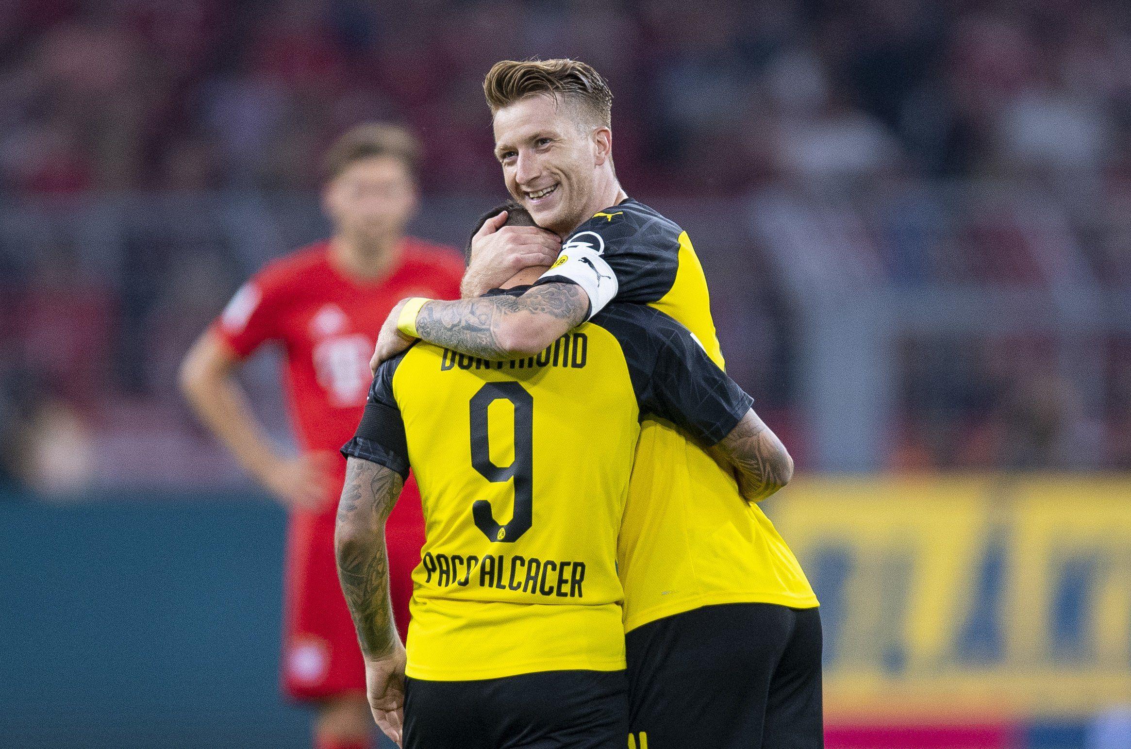 2019 Supercup Champion Bvb 2 0 Fcb Borussia Dortmund Dortmund Bvb