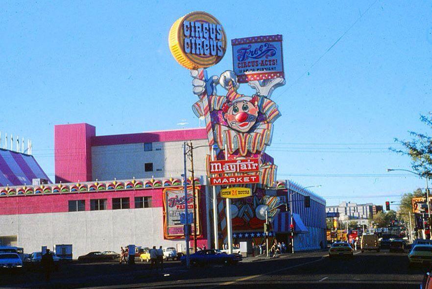 Circus Circus Reno Nevada Reno Tahoe Nevada
