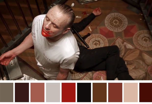 These Colour Palettes Inspired By Famous Movie Scenes Are Beautiful - These colour palettes inspired by famous movie scenes are beautiful
