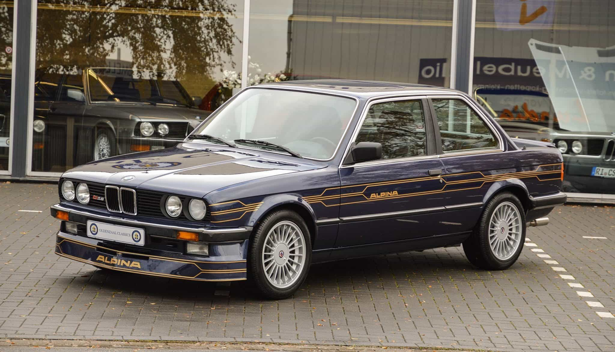 Alpina C1 BMW E30 2 5 BMW Pinterest