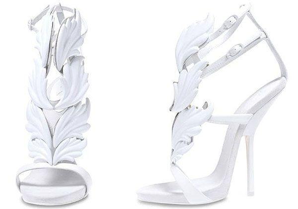 here s giuseppe zanotti and kanye west s newest shoe collab effort rh pinterest com