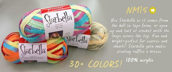 NM15 Starbella Yarn | Scarves | Pinterest