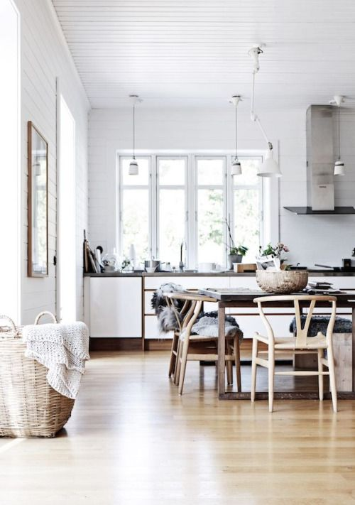 Pin von Sara ZaHa auf Kitchen | Maison, Deco und Décoration maison
